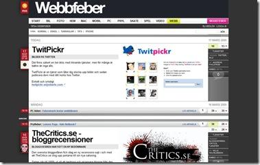 webbfeber