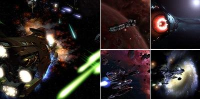 Visa Skärmdumpar - X3 Terran Conflict