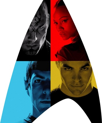 Star trek 11 Widescreen Wallpaper 3310x2069 pixels. Directed by J.J. Abrams with Chris Pine as Kirk, Zachary Quinto as Spock, Zoe Saldana as Uhura and Eric Bana as Nero.