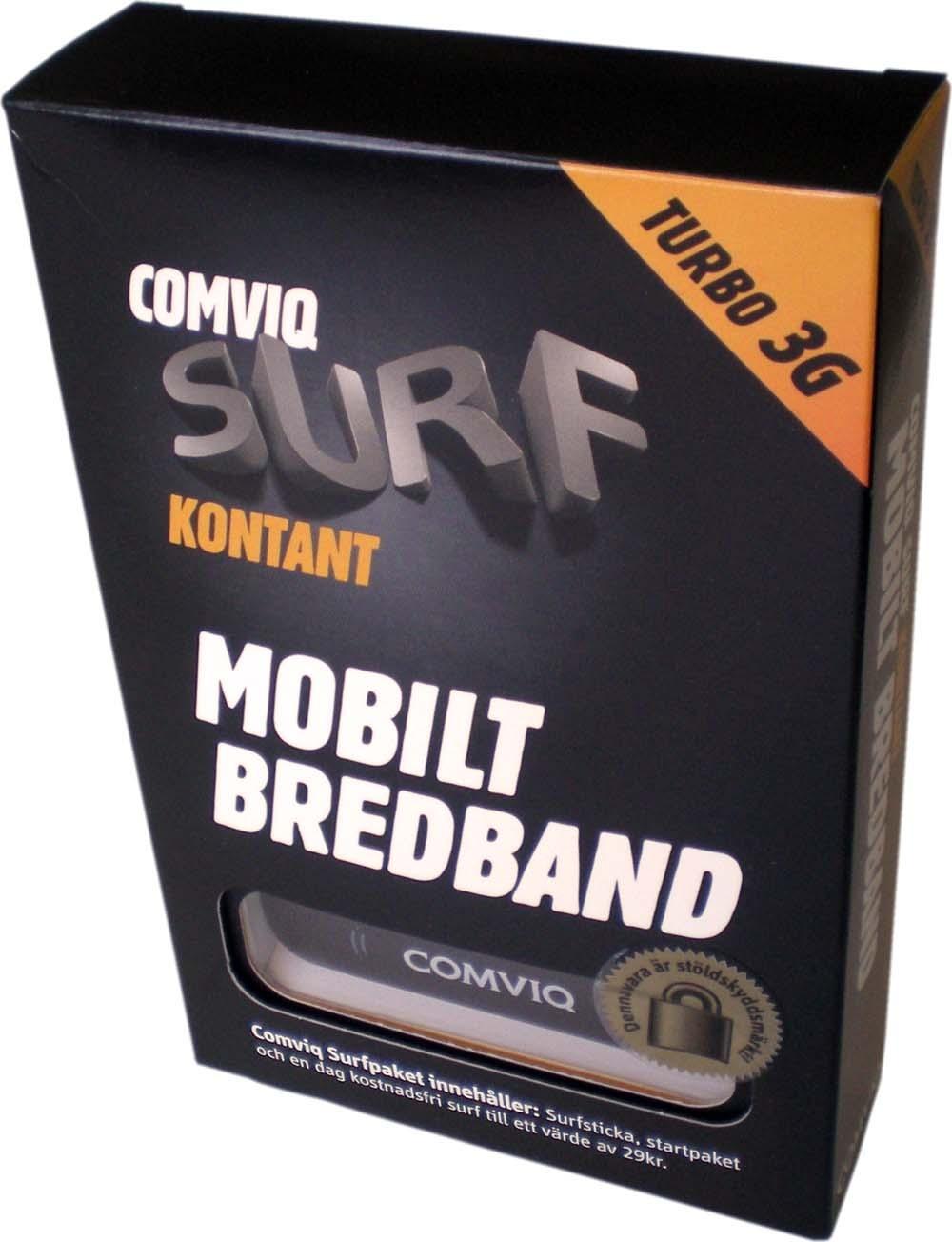 Mobil bredband comviq