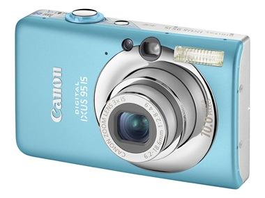 Canon IXUS 95 IS Blue