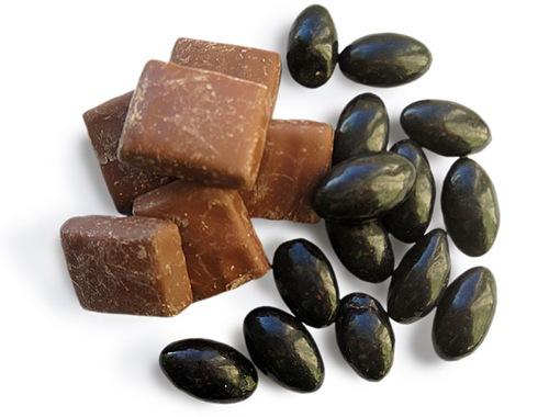 Lakrits i choklad